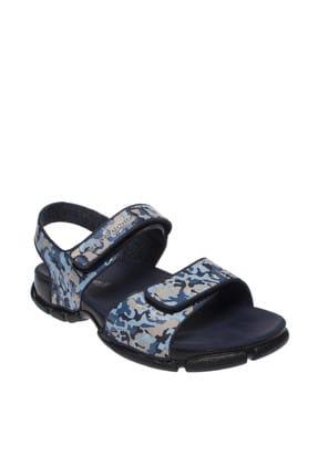 Ceyo Lacivert Erkek Çocuk Sandalet 97 RIVA5-G