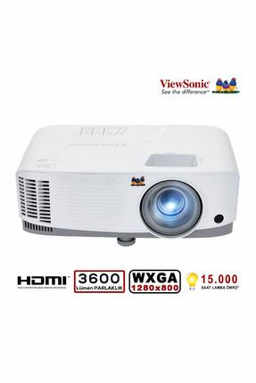 ViewSonic PA503W DLP WXGA 1280X800 3600AL HDMI 3D 22.000:1 HOPARLÖR PROJEKSİYON