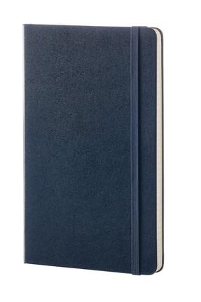 Moleskine Lacivert Notebook Defter Düz 240yp. - 13x21cm 138894