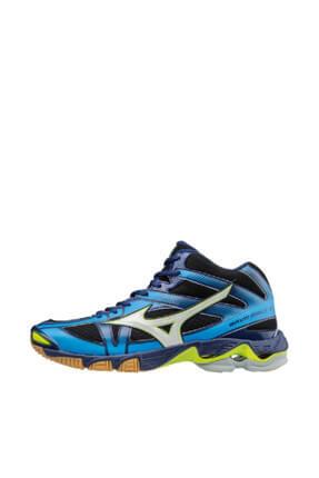 MIZUNO Erkek Voleybol Ayakkabısı - Wave Bolt 6 Mid - V1GA176571