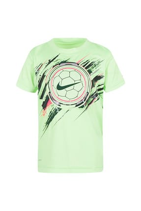 Nike Kids Yeşil Erkek Çocuk T-Shirt