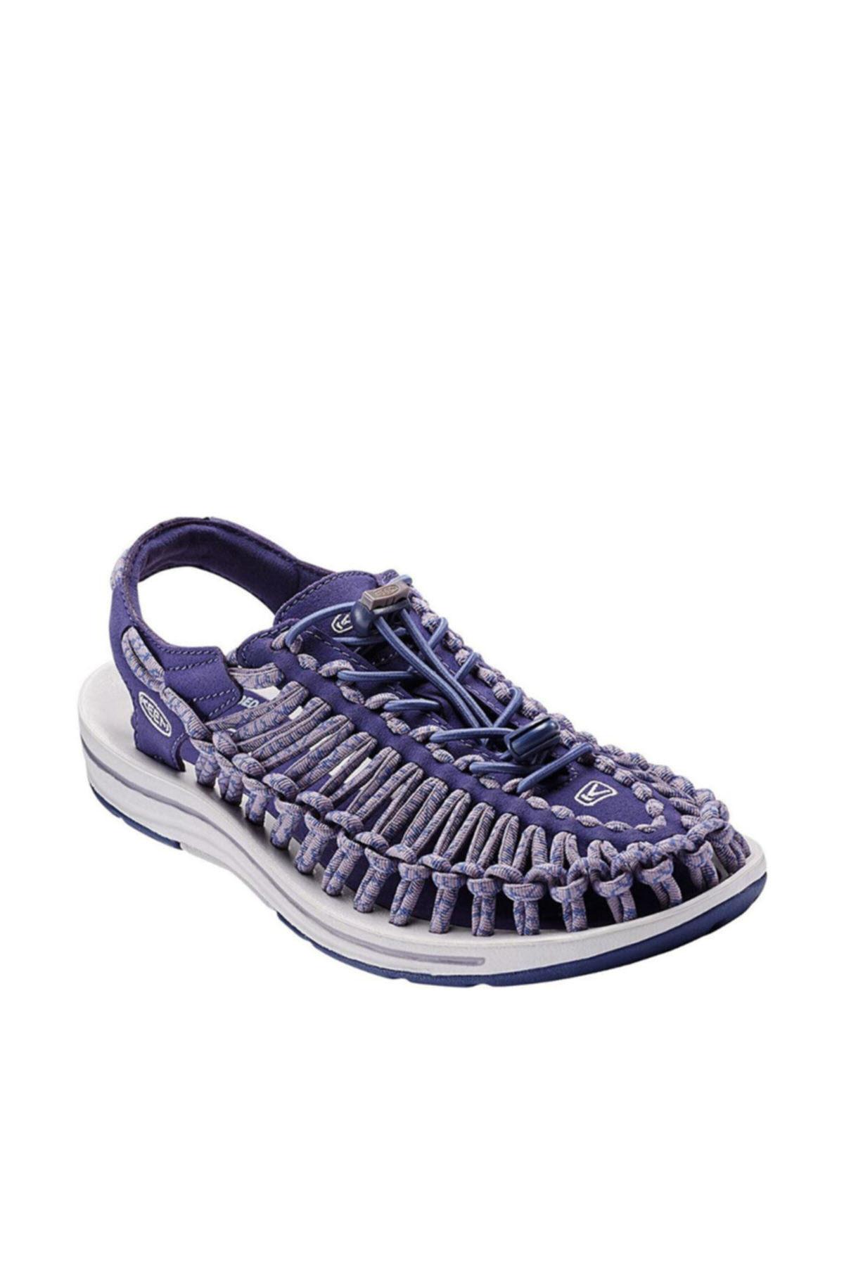 Keen Kadın Sandalet - Mor/Gri - 1016895 1