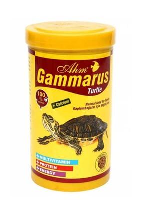 Ahm Gammarus Turtle Kaplumbağa Yemi 1000 Ml
