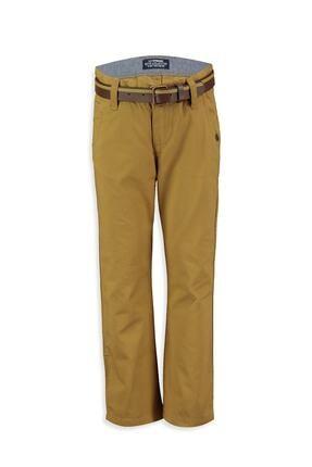LC Waikiki Erkek Çocuk KOYU HARDAL EED Pantolon