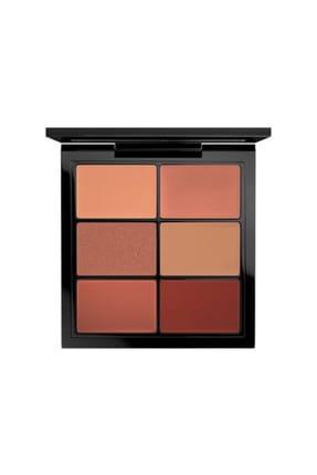 M.A.C Ruj Paleti - PRO Lip Palette 6 Modern Browns 773602258871