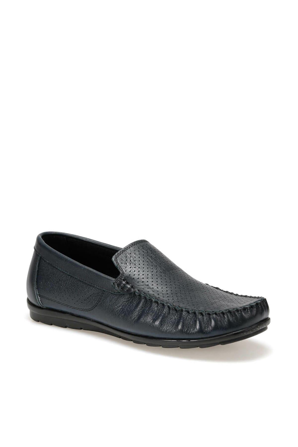 OXIDE 2251 C Lacivert Erkek Loafer Ayakkabı 100349397 1