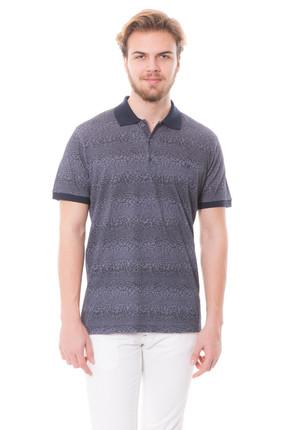 Karaca Lacivert Erkek Polo Yaka T-Shirt 117106023