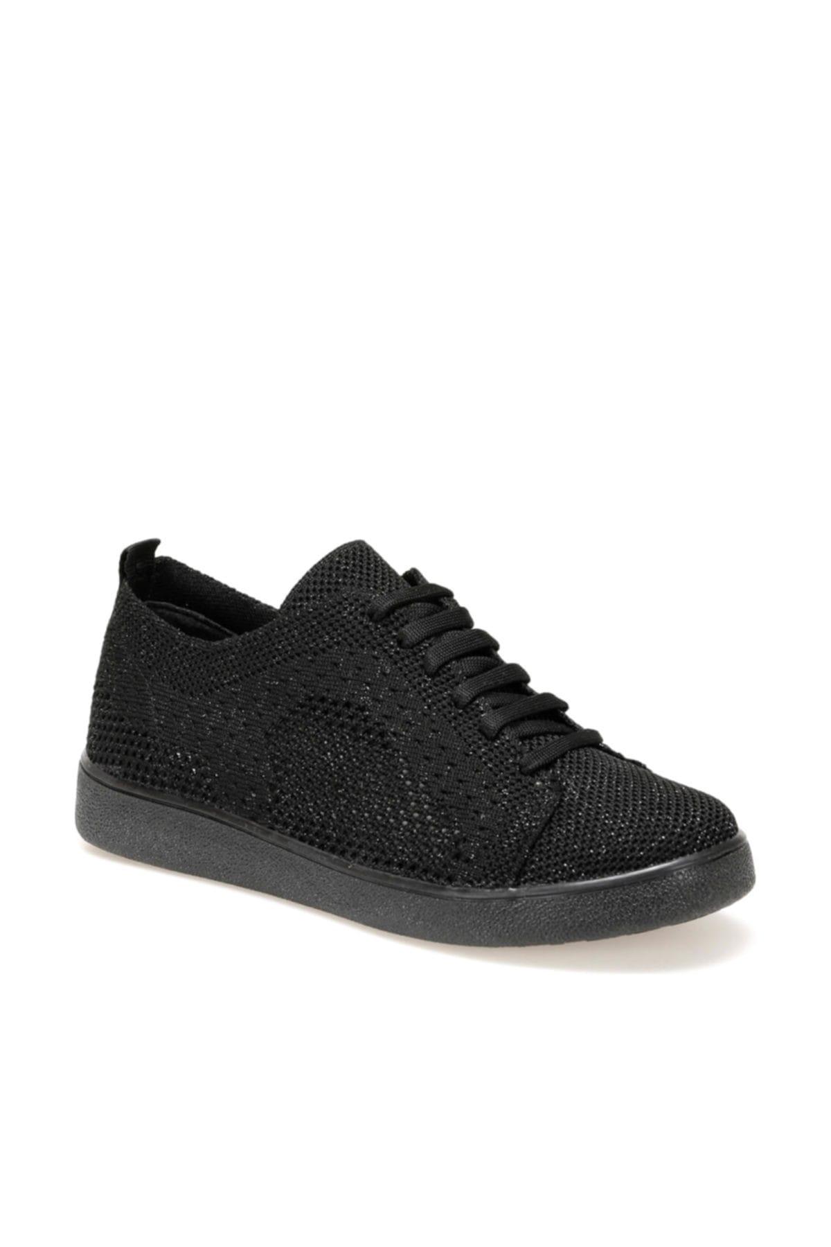 Kinetix ALMIR Siyah Kadın Sneaker Ayakkabı 100369906 1