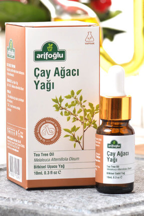 Arifoğlu Çay Ağacı Yağı 10 ml