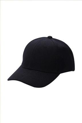 twentyone Siyah Spor Şapka Unisex Arkası Cırtlı Ayarlanabilir