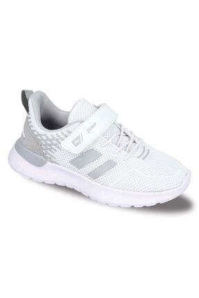 Jump Çocuk Beyaz Günlük Ayakkabı 26091f