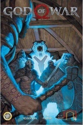 Jbc Yayıncılık God Of War Sayı  4