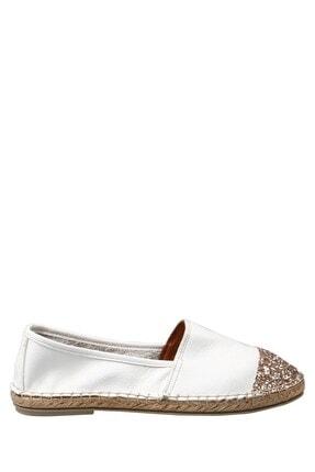 Hammer Jack Altın Com/beyaz Kadın Ayakkabı 195 1601-z