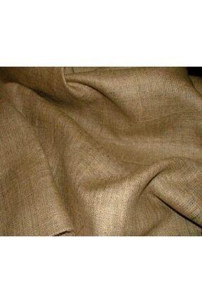 Aker Hediyelik Hasır Keten Kumaşı 10 Ons Kaneviçe Kınnap Çuval Kendir 10'luk Jüt Kumaş 3m El Işi Parti Malzemeleri