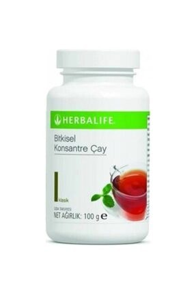Herbalife Bitkisel Konsantre Çay Klasik 100g
