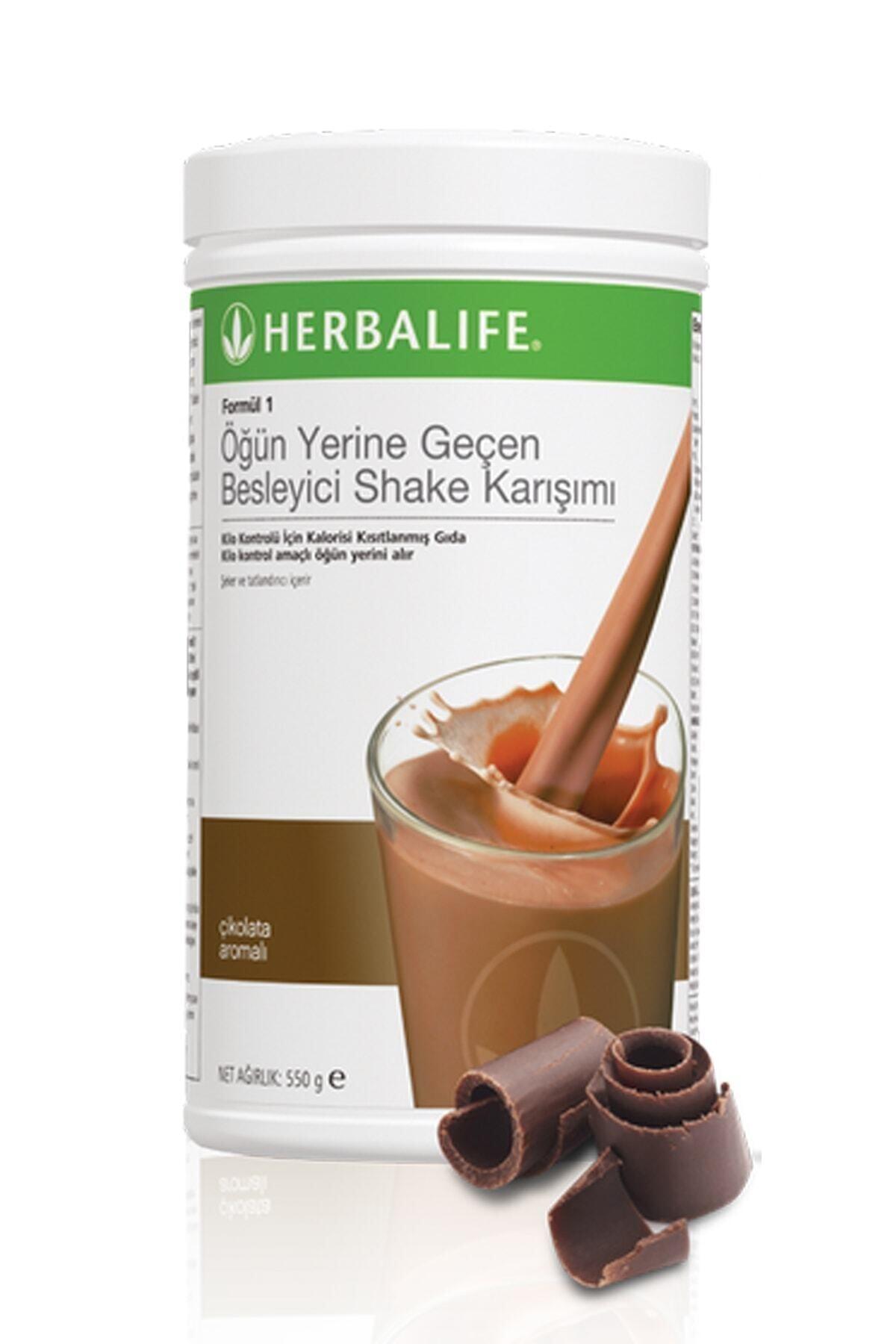 Herbalife Çikolatalı Shake 1