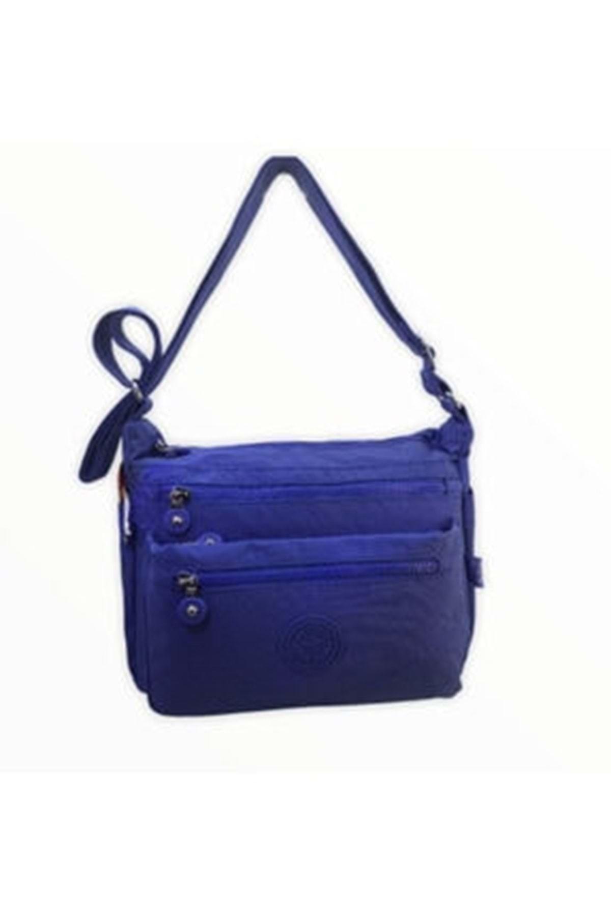 SMART BAGS 1238 - Mavi - Orta Boy 2