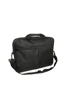 "North Polo Club 15.6"" Inç Notebook Laptop Askılı Siyah Evrak El Çantası"