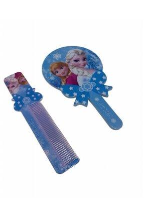 thacir Frozen Elsa Ayna Ve Tarak Takımı