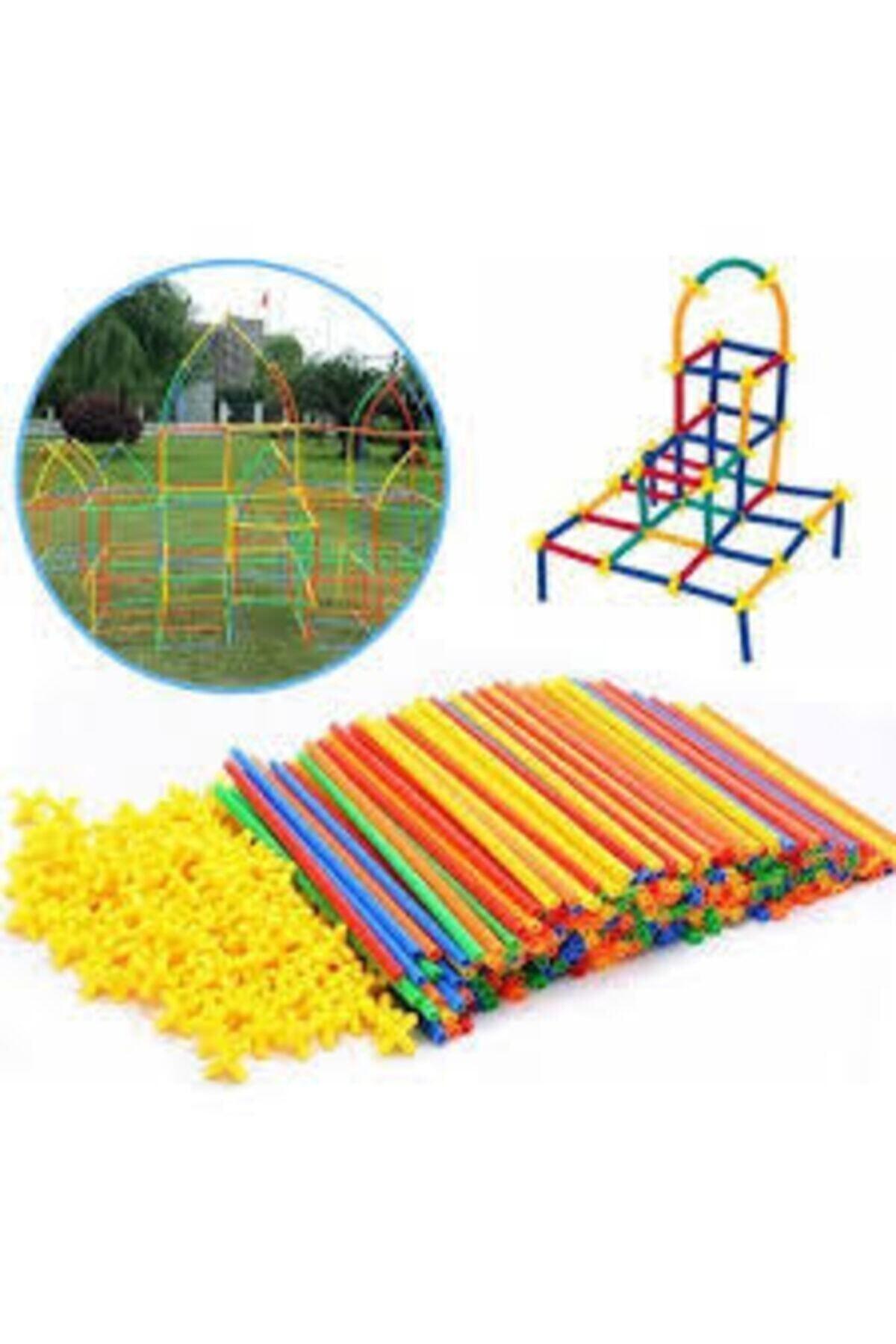 Dandini Fen Toys Bambu Çubukları 300 Parça 1