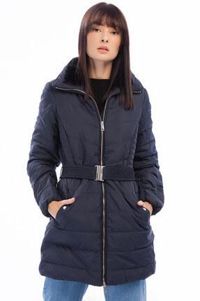 Vero Moda Kadın Lacivert Mont 10198996