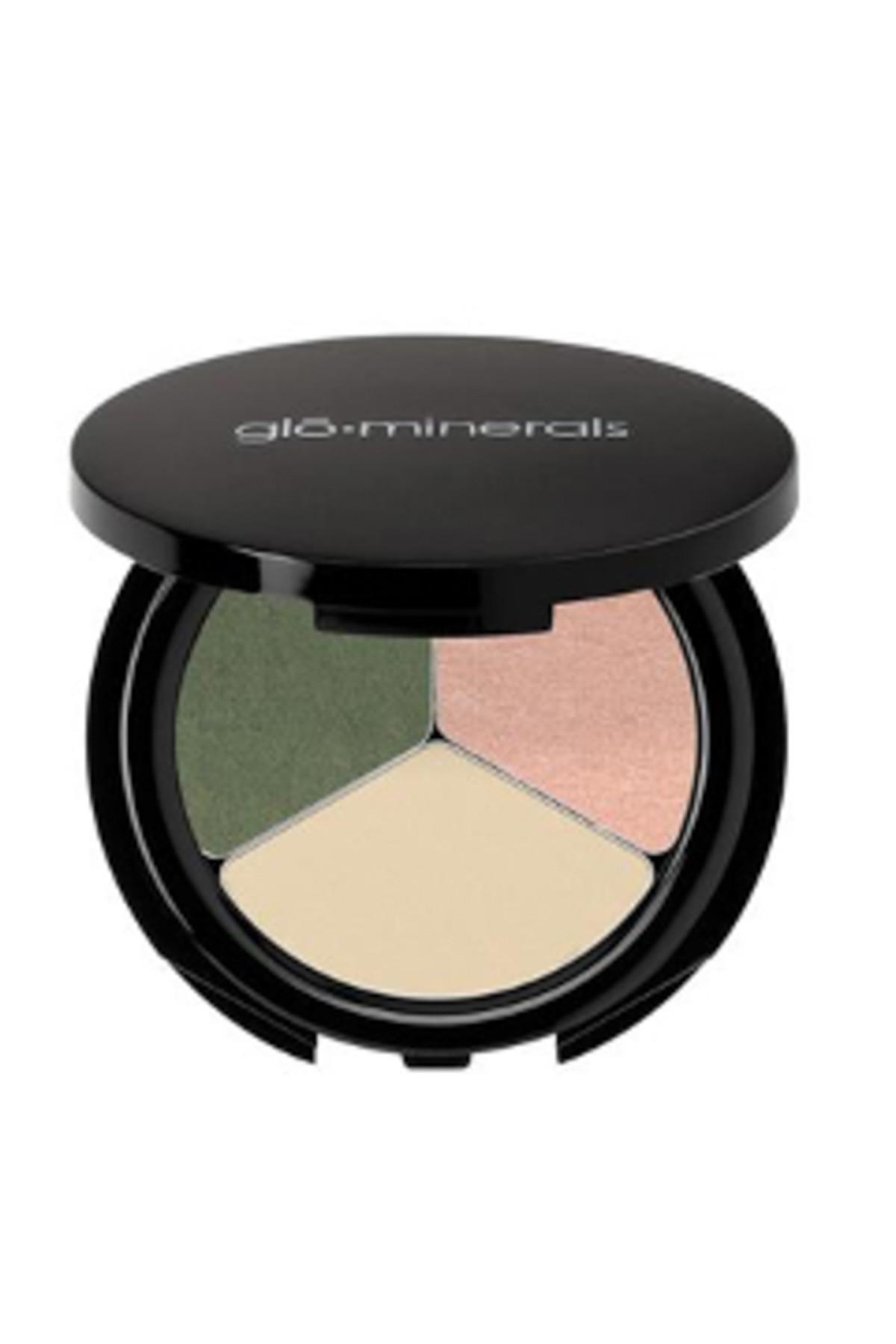 glo minerals Göz Farı - Glo Eye Shadow Trio 3.4 g - Palm 840749045081 1