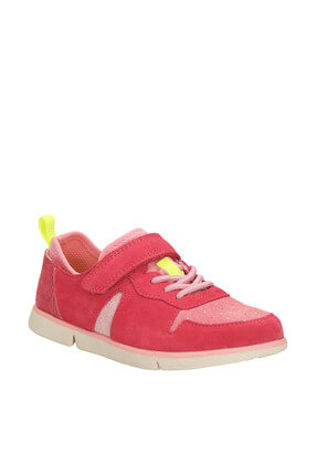 CLARKS Hakiki Deri Rose Kız Çocuk Ayakkabı 261148707