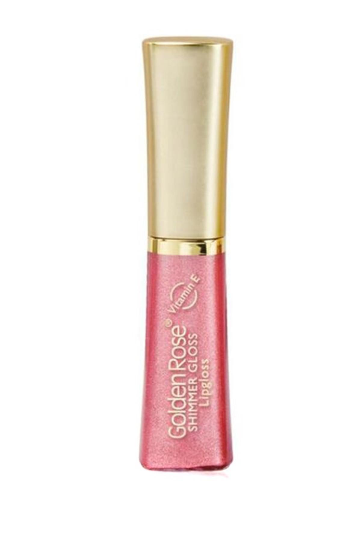 Golden Rose Dudak Parlatıcısı - Shimmer Lipgloss No : 52 8691190332525 1