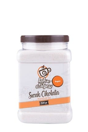 Kahve Atölyesi İkram Dünyası Sıcak Çikolata Beyaz 1500 Gr