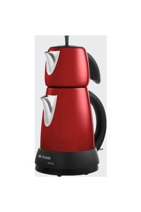 Arçelik K8028 Çay Makinesi - Kırmızı