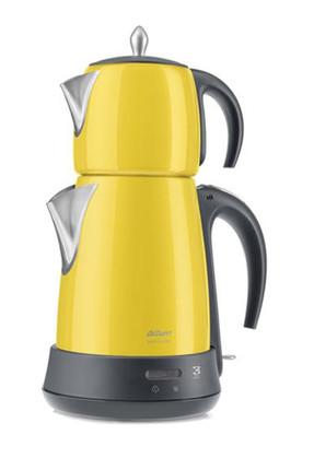 Arzum AR3037 Çaycı Papatya Klasik Çay Makinesi