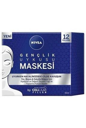 Nivea Gençlik Uykusu Maskesi - Hyaluron Cellular Fıller 50 ml
