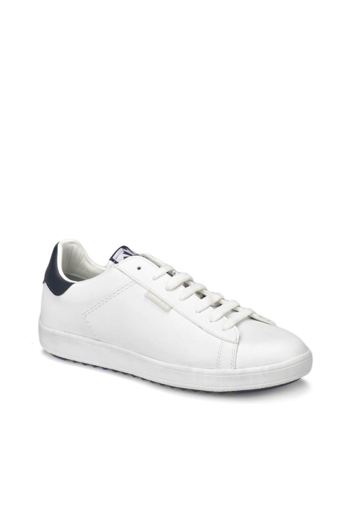 lumberjack Betna Beyaz Erkek Deri Ayakkabı 100330423 2