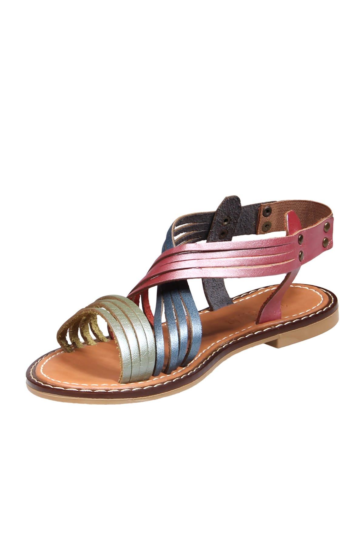MP Kadın Sandalet - 191-7628ZN 2