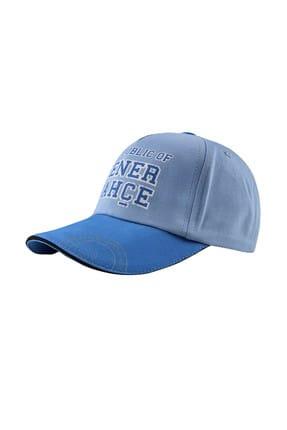 Fenerbahçe Çocuk Mavi Fenerbahçe Şapka