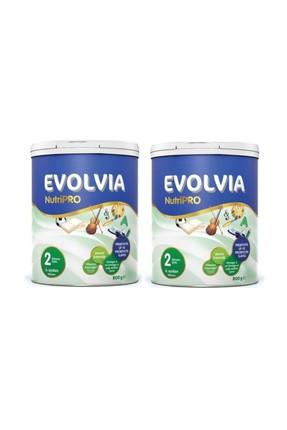 Evolvia 2 Devam Sütü 800 Gr 2'li Set 6-12 Ay