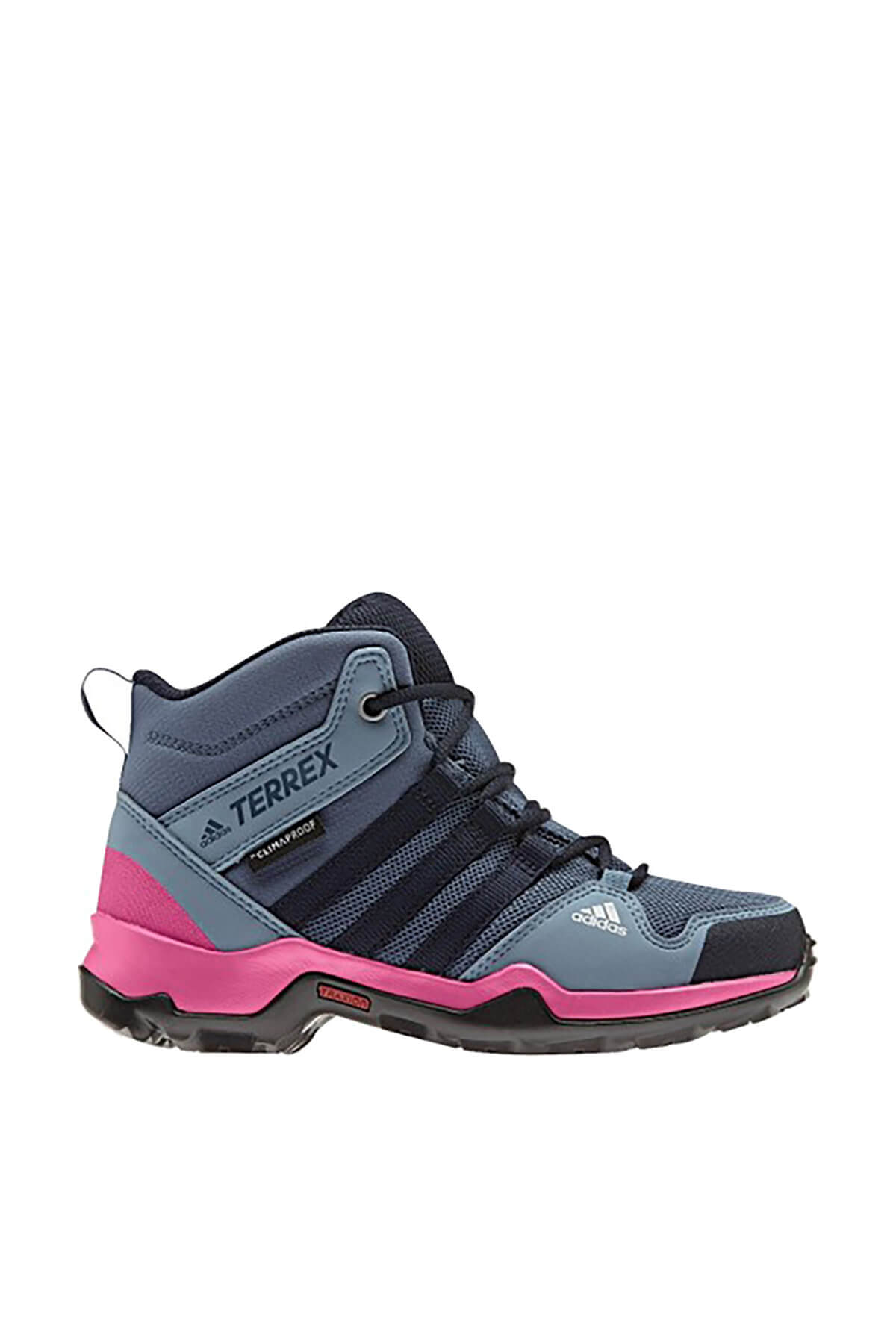 adidas TERREX AX2R MID CP İndigo Unisex Çocuk Fitness Ayakkabısı 100449111 2