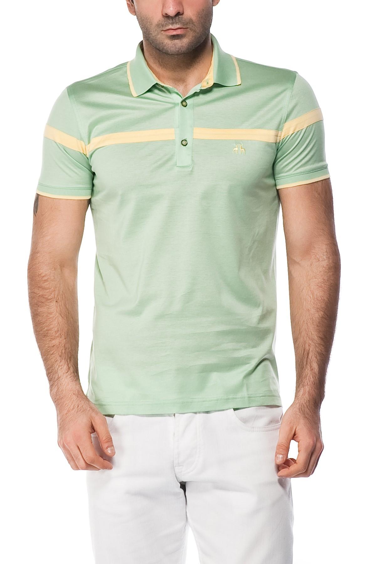 Karaca Fıstık Yeşili Erkek T-Shirt - 113206006 1