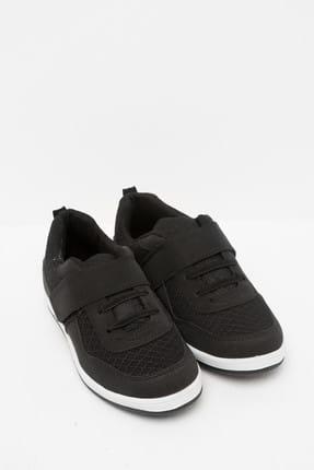 Koton Siyah Erkek Çocuk Ayakkabı
