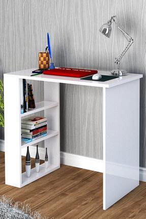 Puzzle Design Cool Beyaz Çalışma Masası