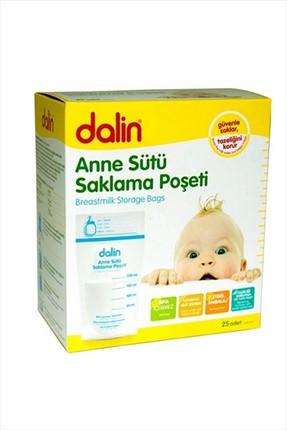 Dalin Anne Sütü Saklama Poşeti 25 Li
