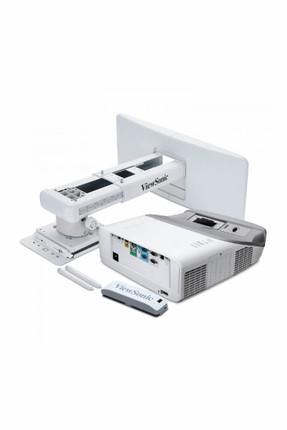 ViewSonic PS750W DLP WXGA 1280X800 3300AL HDMI 3D 10000:1 ULTRA SHORT THROW INTERAKTIF PROJEKSİYON
