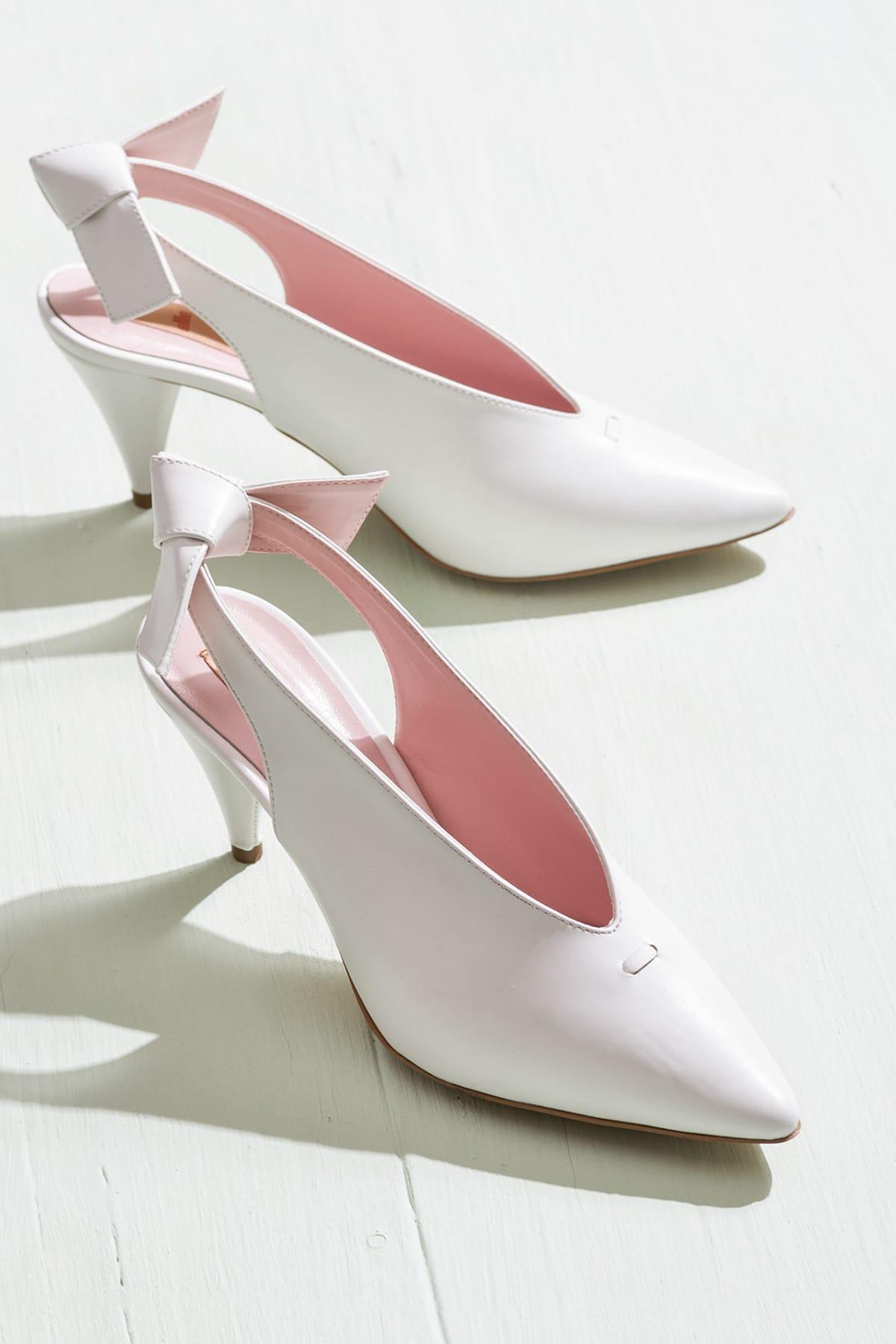 Elle Shoes NELIDAA Beyaz Kadın Ayakkabı 1