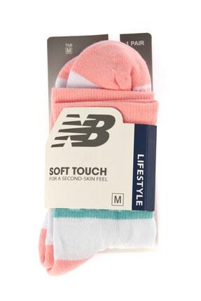 New Balance Unisex Çorap - Lifestyle Socks - TRSK807-PNK