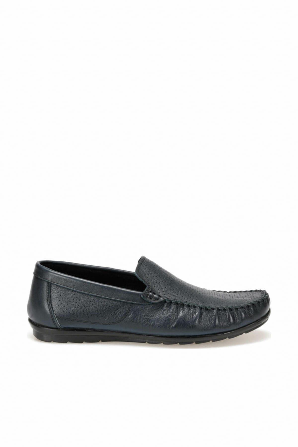 OXIDE 2251 C Lacivert Erkek Loafer Ayakkabı 100349397 2