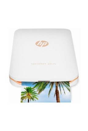 HP 2FR85A SPROCKET PLUS PHOTO PRINTER - BEYAZ
