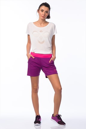HUMMEL Kadın Şort/Bermuda An Shorts