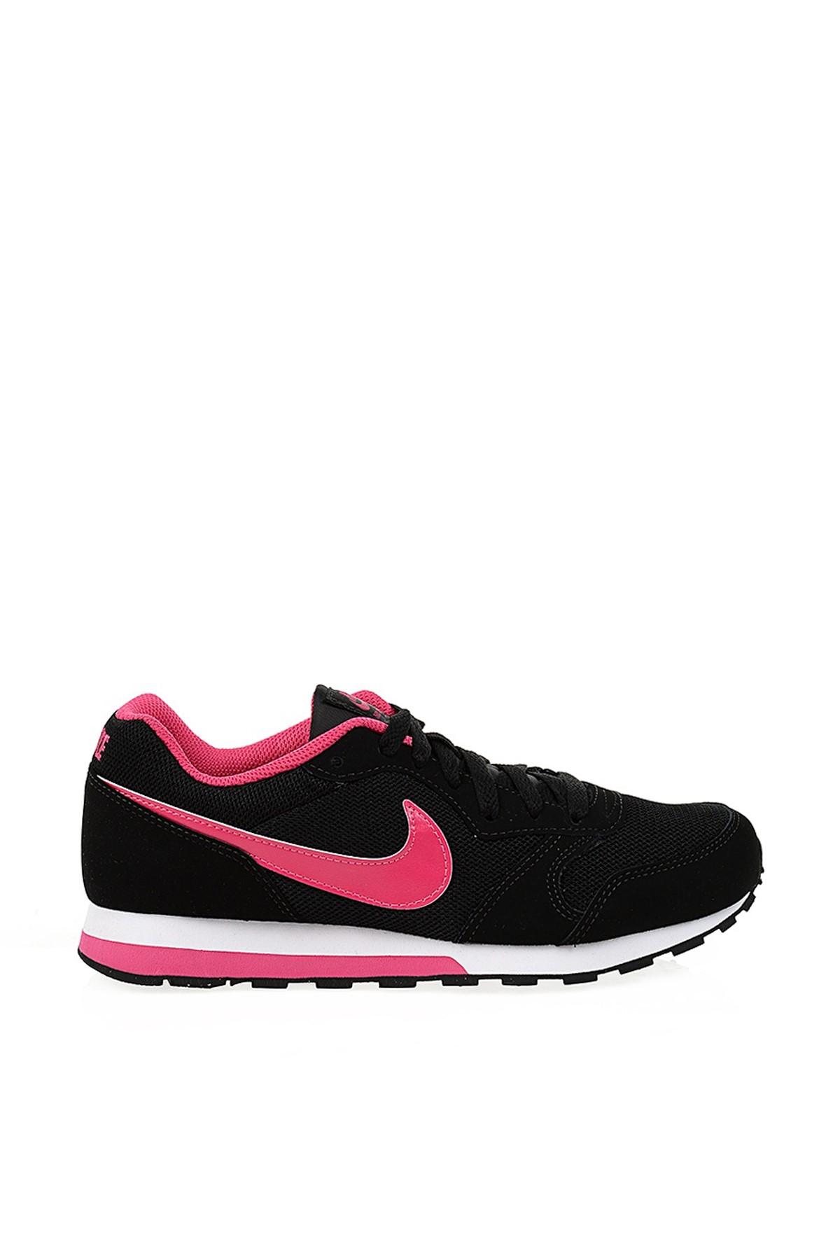 Nike Kids Nike 807319-006 MD RUNNER 2 Kadın Siyah Günlük Ayakkabı 2