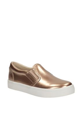 CLARKS Hakiki Deri Kırmızı Çocuk Ayakkabı 261175097