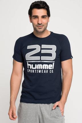 HUMMEL Erkek T-shirt Thron Ss Tee